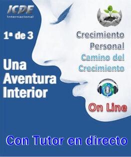 Curso On Line con tutor una aventura iterios